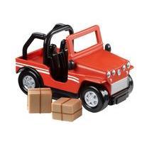 Postman Pat Vehicle & Accessory set - Off Road Vehicle