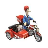 Postman Pat SDS Vehicle And Accessory Set - SDS Motorbike