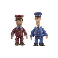 Postman Pat toys 2 Figure Pack - Pat & Ajay