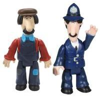 Postman Pat toys 2 Figure Pack - P.C. Selby & Ted Glen