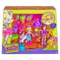 Polly Pocket - Horsing Arround (cbw74)