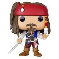 Pop! Movies: Disney Pirates of the Caribbean - Jack Sparrow