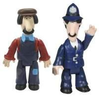 Postman Pat - Double Figure Pack - Pc Selby And Ted Glen