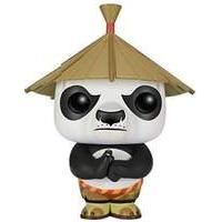 Pop Kung Fu Panda Po With Hat