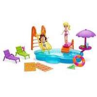 Polly Pocket Pool Party Polly