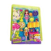 Polly Pocket - Lemonade Party (2 Dolls) (dhy69)