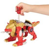 Power Rangers Wild Force Red Lion