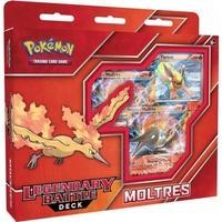 Pokemon Legendary Battle Deck - Moltres