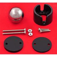 Pololu 955 Ball Caster 3/4 Inch Includes Two Spacers & 2 Screw Sets