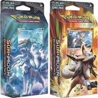 Pokemon TCG Sun & Moon: Burning Shadows Theme Deck