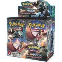 Pokemon TCG Sun & Moon: Burning Shadows Booster Box (36 Packs)