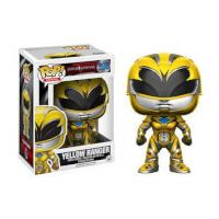 Power Rangers Movie Yellow Ranger Pop! Vinyl Figure