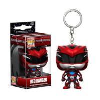 Power Rangers Movie Red Ranger Pocket Pop! Key Chain