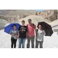 Private Tour Valley of the Kings and Queens and Hatshepsut Temple