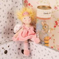 Princess Tooth Fairy Toy with Matchbox Bed