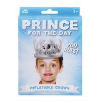 Prince For The Day Birthday Crown