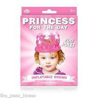 Princess For The Day Birthday Crown