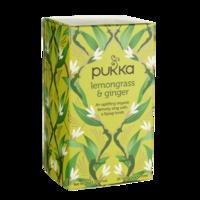 Pukka Lemongrass & Ginger Tea 20 Tea Bags - 20 Tea Bags
