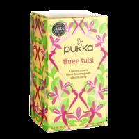 Pukka Three Tulsi Tea 20 Tea Bags - 20 Tea Bags
