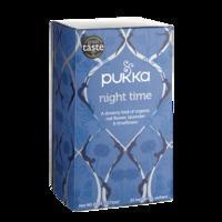 Pukka Night Time Tea 20 Tea Bags - 20 Tea Bags