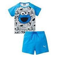Puma Baby Sesame Street Cookie Monster S