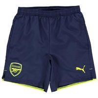 Puma Arsenal Training Shorts Junior