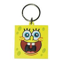 Pyramid International - Spongebob Squarepants Pvc Keychain Happy