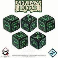 Q-workshop Arkham Horror Dice Set