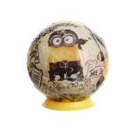 Ravensburger Minions 54pc Puzzleball 3D