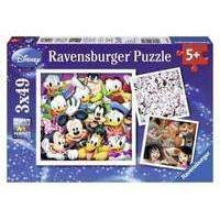 Ravensburger Disney Classic (3x49pcs.)