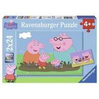 Ravensburger Peppa Pig (2x24pcs.)