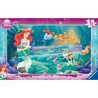 Ravensburger Puzzle Frame - Disney Princess The World Of Ariel (15pcs)