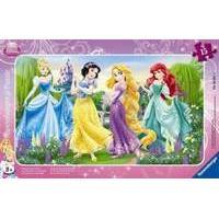Ravensburger Puzzle Frame - Disney Princesses The Promenading Princesses (15pcs)