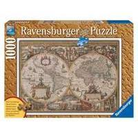 Ravensburger Antique World Map (1000pcs)