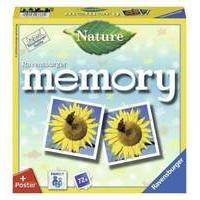 Ravensburger Card Game Memory Nature (26633)