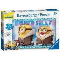 Ravensburger Minions Bored Silly Jigsaw Puzzle (35-Piece)