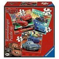 Ravensburger Disney Pixar Cars - 3 In 1 (254936 Pcs)