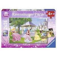 Ravensburger Puzzle - Disney Bright Princesses (2x24pcs.) (08865)
