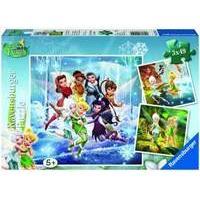 Ravensburger Puzzle - Disney Fairies (3x49pcs.) (09219)