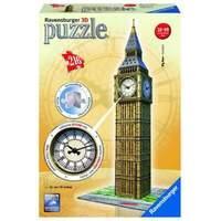 Ravensburger Big Ben with Clock 216pc 3D Jigsaw Puzzle