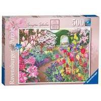 Ravensburger Garden Vistas No 1 Springtime Splendor 500pc Jigsaw Puzzle