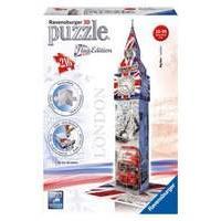 Ravensburger 3D Puzzle Big Ben Flag Edition (216pcs)