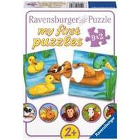Ravensburger Puzzle - My First Puzzles Adorable Animals (9x2pcs.) (07331)