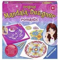 Ravensburger Mandala Designer Romantic 2 in 1 Midi