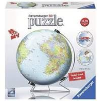 Ravensburger The World on V-Stand Globe 540pc 3D Jigsaw Puzzle