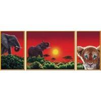 Ravensburger Triptychon Africa