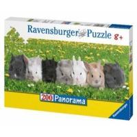 Ravensburger Rabbit Parade XXL 200 Piece