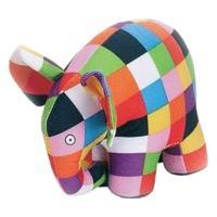 Rainbow Designs Elmer the Elephant Soft Toy