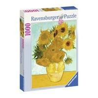 Ravensburger Puzzle – 15805 – Sunflowers – 1000 Pieces