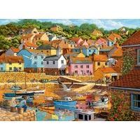 Ravensburger Coastal Retreats 2x 500pc Jigsaw Puzzle